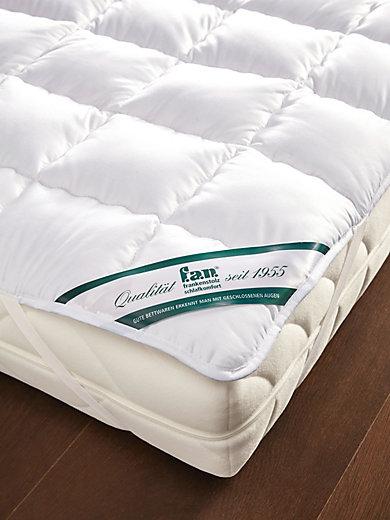 FAN - Spannauflage Wash Cotton ca.90x200cm