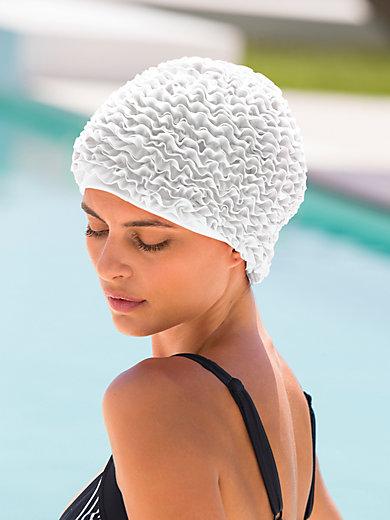 60% pas cher styles divers qualité fiable Le bonnet de bain