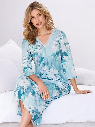 Féraud - Nachthemd mit 3/4-Arm aus 100% Baumwolle