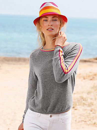FLUFFY EARS - Jumper in Pure cashmere in premium quality