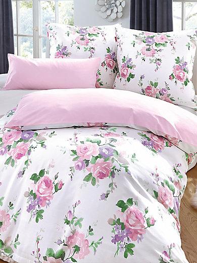 Freundin home collection - Bettbezug ca. 135x200cm, Kissenbezug ca. 80x80cm