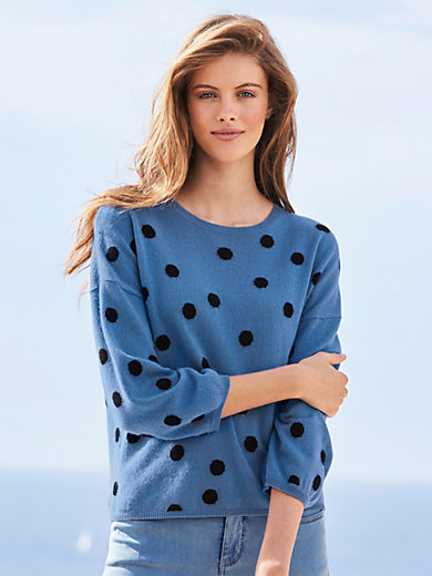 FTC Cashmere - Le pull manches 7/8