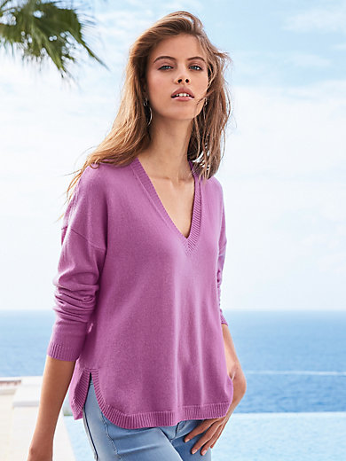 FTC Cashmere - V-neck jumper