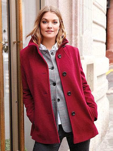 Fuchs & Schmitt - Coat with stand-up collar