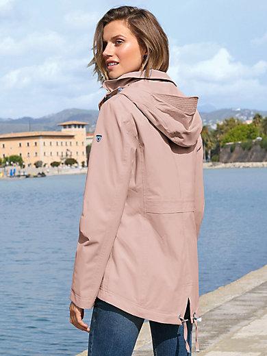 Fuchs & Schmitt - Hooded raincoat