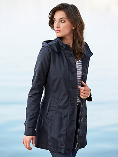 Fuchs & Schmitt - La veste à capuche coupe-vent et déperlante