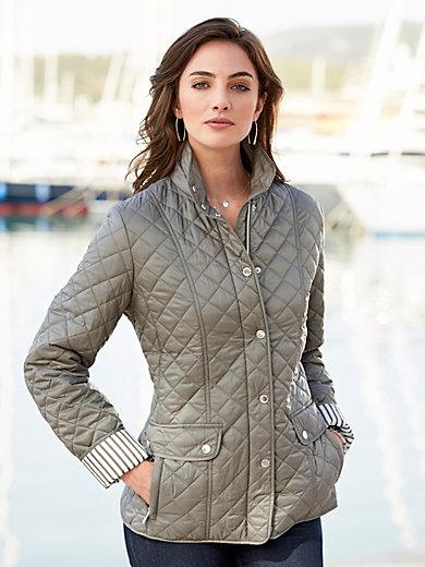 Fuchs & Schmitt - La veste matelassée coupe-vent et déperlante