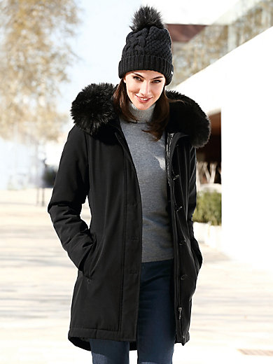 Fuchs & Schmitt - Long jacket in a parka style