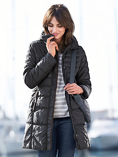 Fuchs & Schmitt - Long quilted jacket