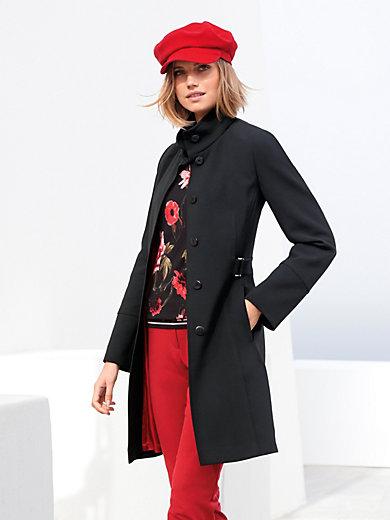 Fuchs und schmitt mantel schwarz