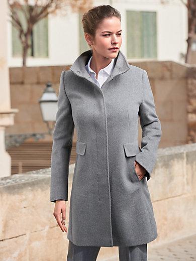 Fuchs & Schmitt - Short coat with a variable raised collar