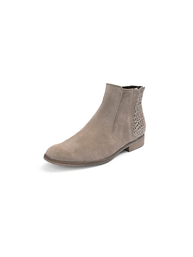 Gabor - Calfskin suede ankle boots