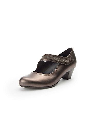 Gabor - Les escarpins en cuir nappa