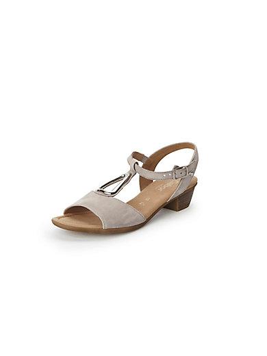 3159fb1fc586 Kaufen Online-Outlet Zuverlässig Sandale aus 100% Leder Gabor beige Gabor  Geringster Preis Online