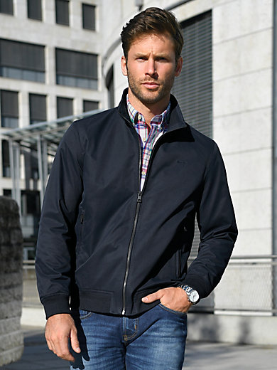 GANT - Blouson with a variable collar