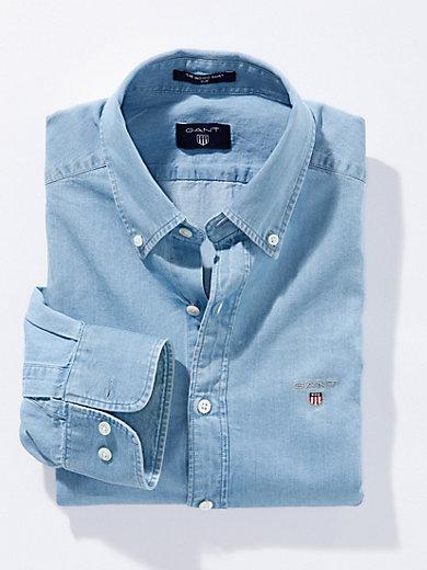 GANT - Jeans-Hemd mit Button-down-Kragen