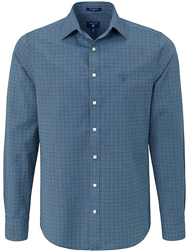 GANT - Jeans-Hemd mit Kent-Kragen
