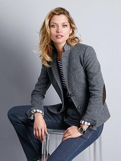 GANT - Le blazer à chevrons, détails mode