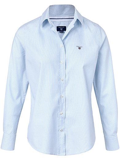 GANT - Le chemisier stretch, petit col chemise mode