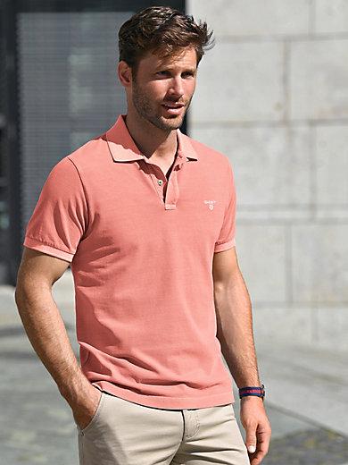 GANT - Polo-Shirt mit leichten Bleached-Effekten