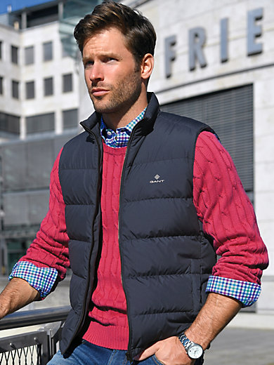 GANT - Quilted down gilet