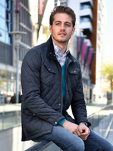 GANT - Quilted jacket in a casual look