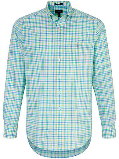 GANT - Shirt with a button-down collar