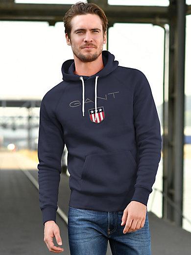 GANT - Sweatshirt med hætte