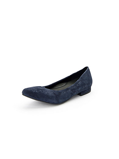 reputable site d718e ef8d9 Ballerina pumps Valentina made of 100% leather