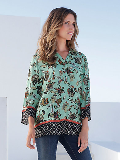 Gerry Weber - Blouse in slip-on tunic style