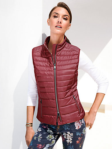 Gerry Weber Edition - Quilted waistcoat