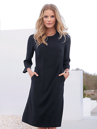 Gerry Weber - Jersey dress with ruffled sleeves