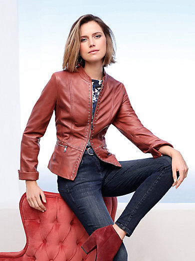 Gerry Weber - Leather jacket