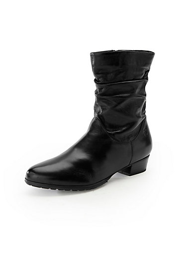 En Gerry Nappa Weber Cuir Les Boots Noir PiZkOXuT