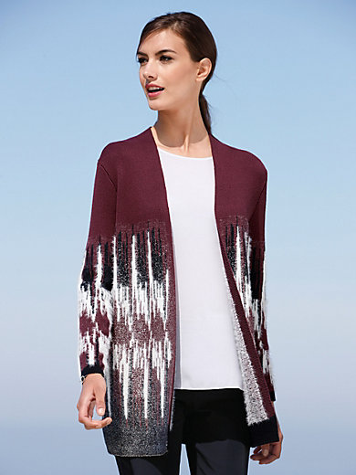 Gerry Weber - Long-Strickjacke in verschlußloser Form