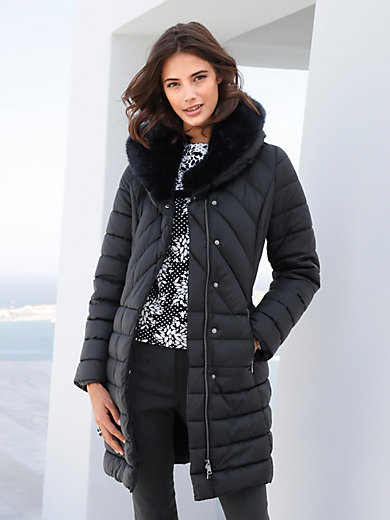 Gerry Weber - Quilted long jacket