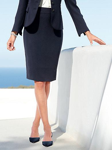 d345d67ab6 Gerry Weber - Straight-cut pencil skirt - navy