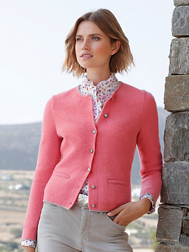 Giesswein - Cardigan in 100% virgin wool