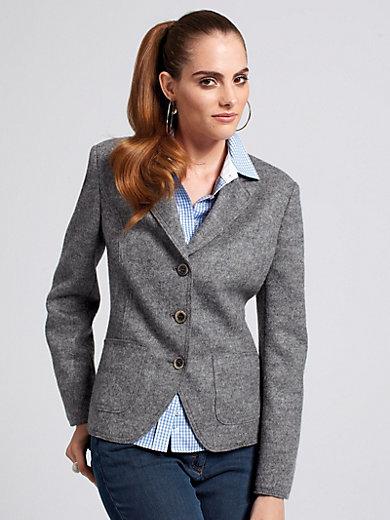 Giesswein - Milled wool blazer