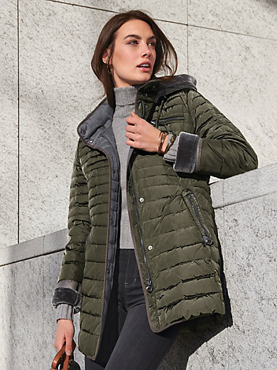 Gil Bret - Quilted down jacket
