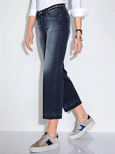 Glücksmoment - 7/8-Jeans-Culotte Modell GIPSY
