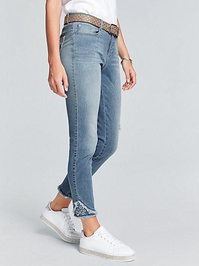 Glücksmoment - Ankle-length jeans design Grace