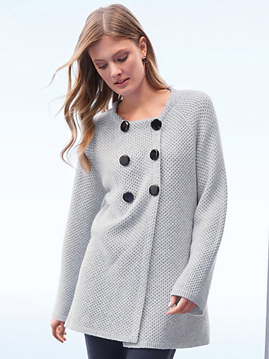 GOAT - Cardigan in 100% cashmere
