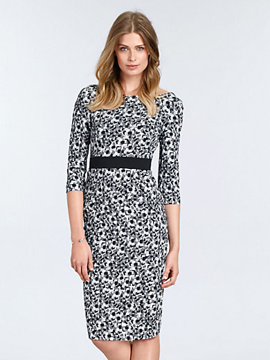GOAT - Dress with 3/4-length sleeves