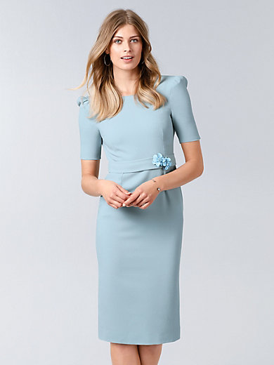 GOAT - Dress with long 1/2-length sleeves