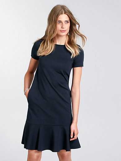 GOAT - Jersey dress with 1/2-length sleeves