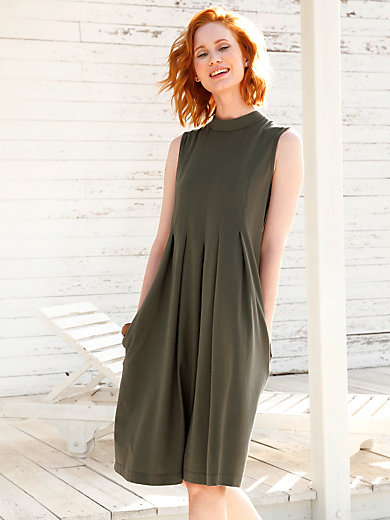 Green Cotton - Jersey-Kleid