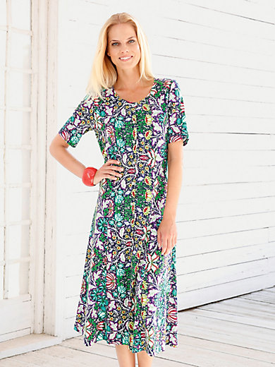 Green Cotton - Kleid mit 1/2-Arm