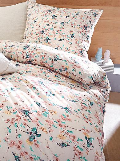 green cotton la parure de lit env 135x200cm. Black Bedroom Furniture Sets. Home Design Ideas