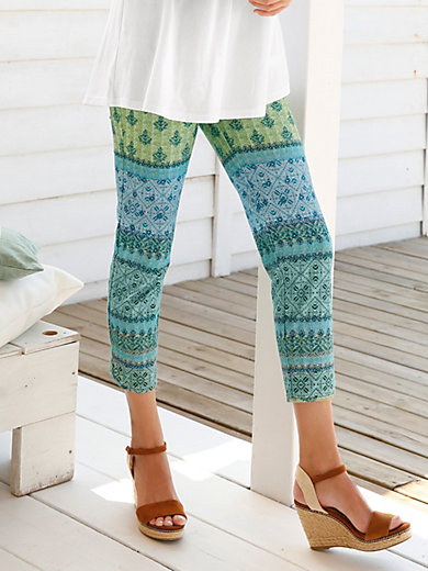 Green Cotton - Le pantalon